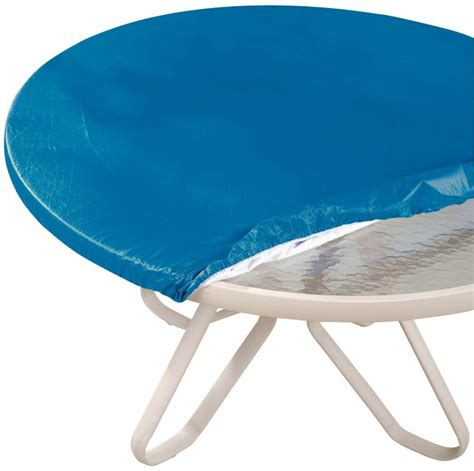 round elastic table covers round fitted vinyl table covers table covers depot