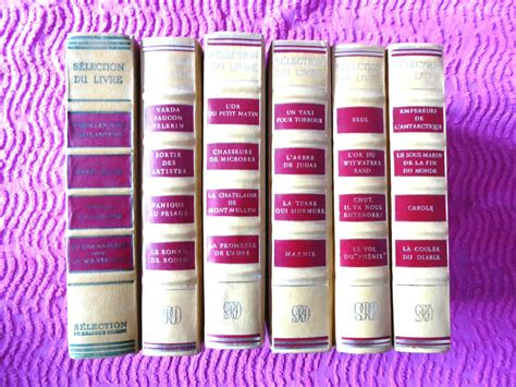 6 volumes editions quot la table ronde quot luckyfind