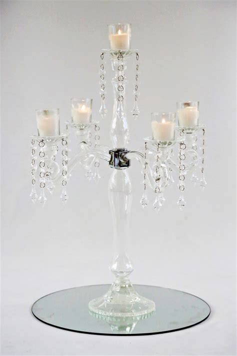 modern table candelabra centerpieces table decorating