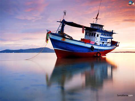 Fishing Boat Images Hd by Fishing Boat Wallpaper Wallpapersafari