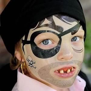 pirate makeup | Halloween | Pinterest | Pirate face ...