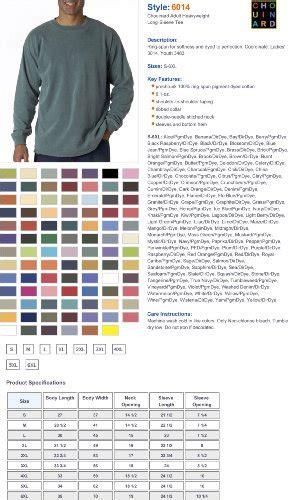 comfort colors size chart comfort colors c6014 ringspun t shirt xl buy