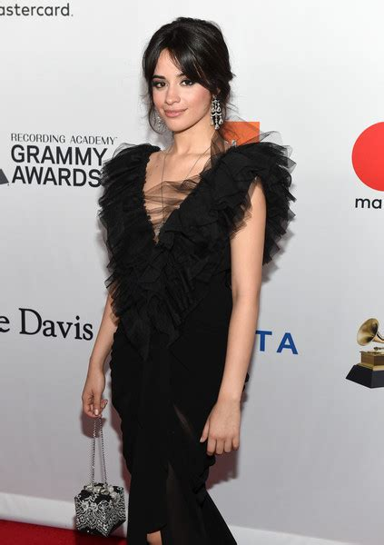 More Pics Camila Cabello Fishtail Dress