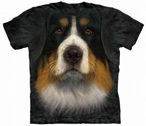 Bernese Mountain Dog Shirt Made with USA Grown Cotton