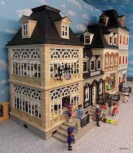 Viktorianisches Haus Kaufen : regent street playmobil collectors club playmobil pinterest playmobil haus geb ude und ~ Markanthonyermac.com Haus und Dekorationen