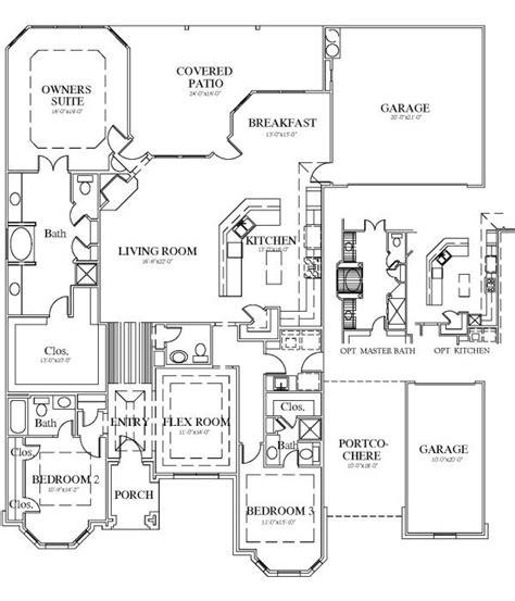 house plans images  pinterest house blueprints house template  dream house plans