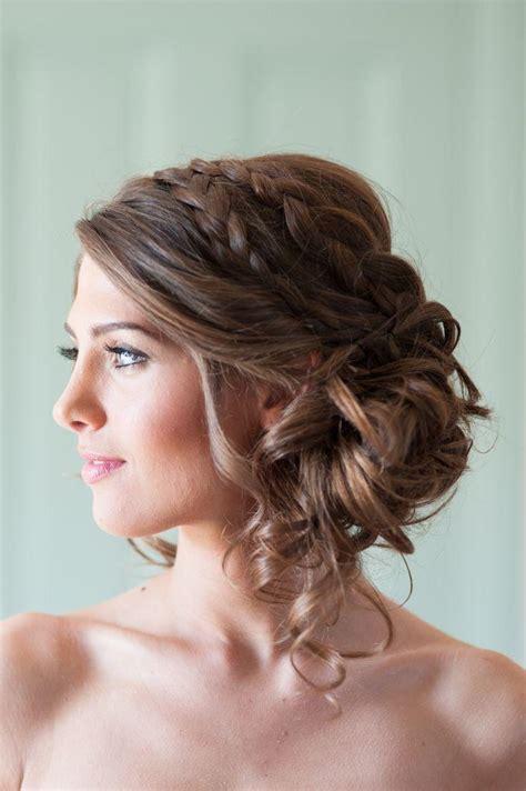 wedding hairstyles  medium hair  wedding