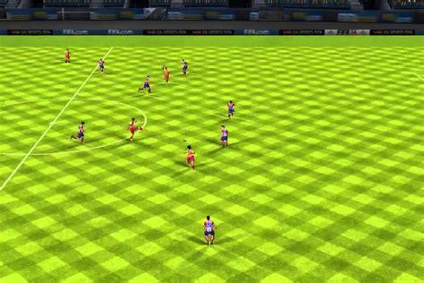 FIFA 14 iPhone/iPad - Atlético Madrid vs. FC Barcelona ...