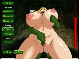 Princess Peach Hotntubes Porn