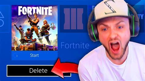 ali  delete fortnite battle royale youtube
