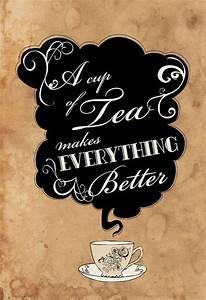 tea quotes on T... British Tea Quotes