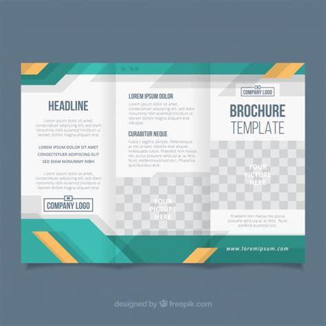 Brochure Template Vectors, Photos And Psd Files