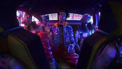 4k Cyberpunk 2077 Night Wallpapers 2075 Games