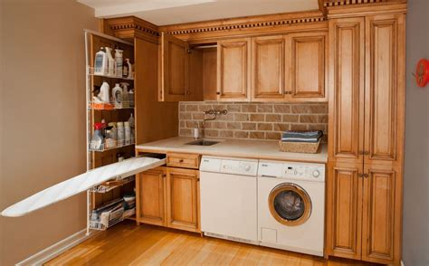 australia small folding table ironing board cabinet extensions for organized laundry rooms
