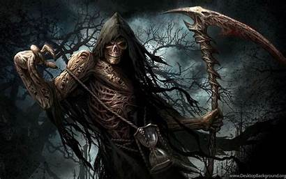 Reaper Grim Wallpapers Desktop Backgrounds Computer Female