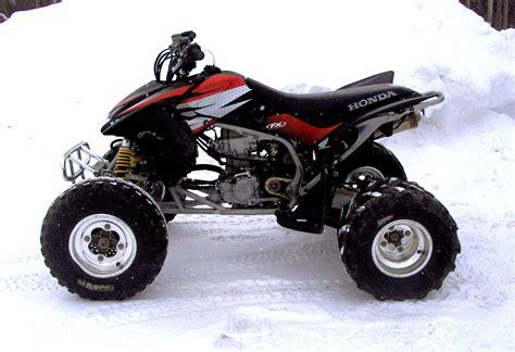 honda trxr atv quad offroad motorbike bike dirtbike jf