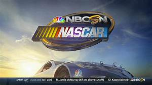 NASCAR on NBC Motion Graphics and Broadcast Design Gallery