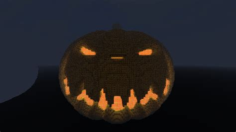 Minecraft  Pumpkin By Ludolik On Deviantart