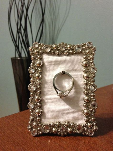 best 25 engagement ring holders ideas on