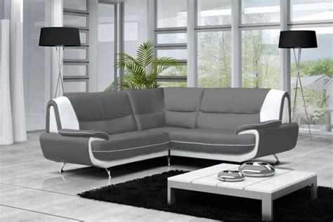 canapé d angle en cuir gris canapé d 39 angle en cuir gris pas cher