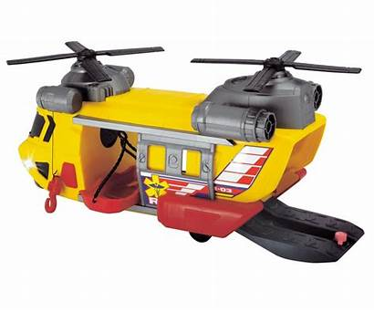 Rescue Helicopter Dickie Toys Action Brands Hevi