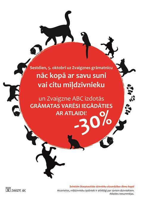 Zvaigzne ABC - Dzīvnieku aizsardzības diena 5. oktobrī ...