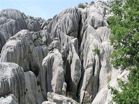 chambres chez l habitant paklenica parc national en croatie guide carte
