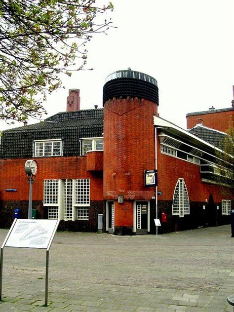 Amsterdam Het Schip by Het Schip Museum Of Amsterdam School Of Architecture