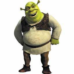 Shrek Characters 影视卡通形象png图标 256x256png图片素材 懒人图库