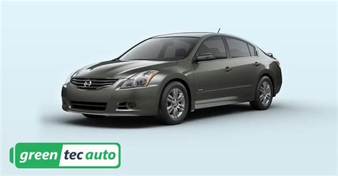 2009 Nissan Altima Hybrid by Nissan Altima Hybrid Battery Replacement