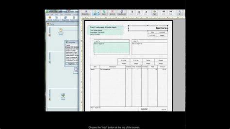 adding custom fields  quickbooks invoice templates youtube