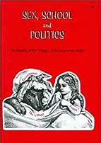 Image result for images of sex, school, and politics by donna hearne