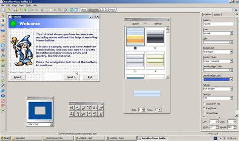 Autoplay Menu Builder Templates Autoplay Menu Builder Software Informer Screenshots