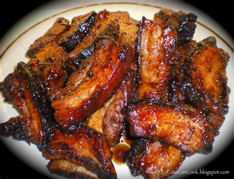 cooking pork cate can cook so can you hoisin pork belly rashers