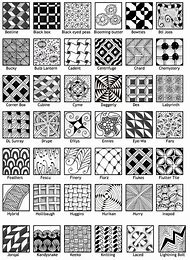 Best Zentangle Patterns