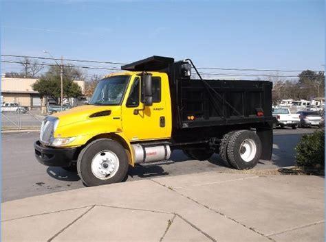 allison mack austin tx international 4300 dump trucks in texas for sale used