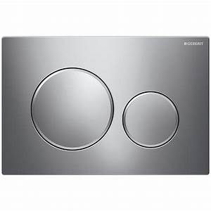 Sigma 20 Geberit : geberit sigma20 dual flush plate brushed matt chrome ~ Watch28wear.com Haus und Dekorationen