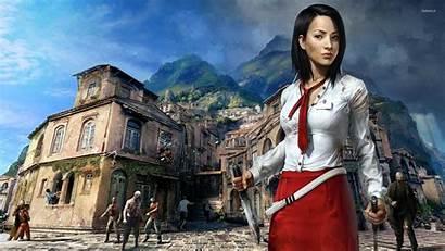 Dead Island Xian Mei Riptide Games Wallpapers