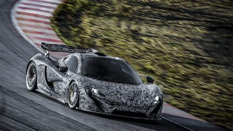 Ferrari laferrari es el nombre de un deportivo híbrido de la marca italiana al que también se conoce por su. The McLaren P1 Has The Best Camouflage Ever | Mclaren p1 ...