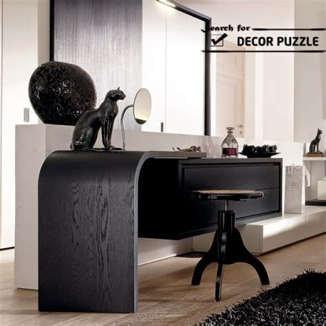Black And White Bathroom Paint Ideas by Full Catalog Of Dressing Table Designs Ideas And Styles
