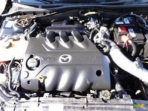 2004 Mazda Mazda6 S Sedan 3 0 Liter Dohc 24 Valve Vvt V6
