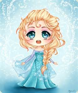 Elsa Let It Go Drawings