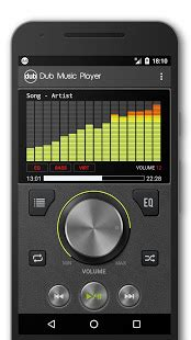 dub  player audio player  equalizer apps