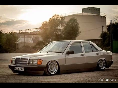 mercedes 190 tuning tuning mercedes 190 w201 stance works