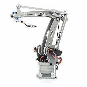irb460 4 Axis Industrial Robot DIY Control Palletizing ...