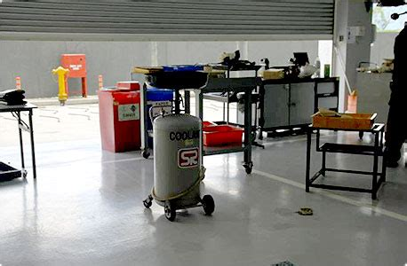 Manufacturing Of Garage Equipment by Sr Garage Equipment Sdn Bhd Innovating For Your Convenience