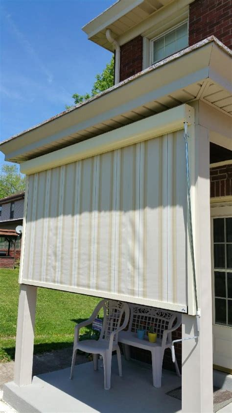 retractable screens retractable awnings  pittsburgh