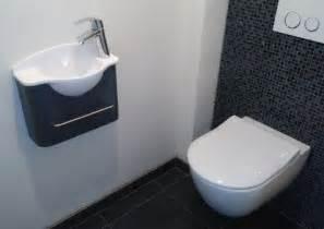 Petit Lave Main Wc : id es d co pour wc avec un lave mains blog lave mains ~ Dailycaller-alerts.com Idées de Décoration