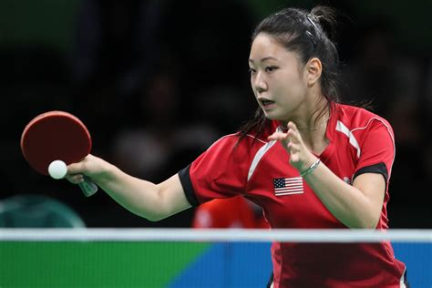 Table tennis competition has been in the summer olympic games since 1988, with singles and doubles events for men and women. Cal alum Lily Zhang qualifies for 2020 Tokyo Olympic games ...