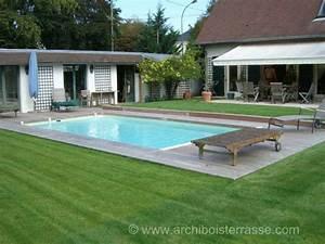 Eclairage Exterieur Piscine : eclairage exterieur piscine terrasse great eclairage ~ Premium-room.com Idées de Décoration